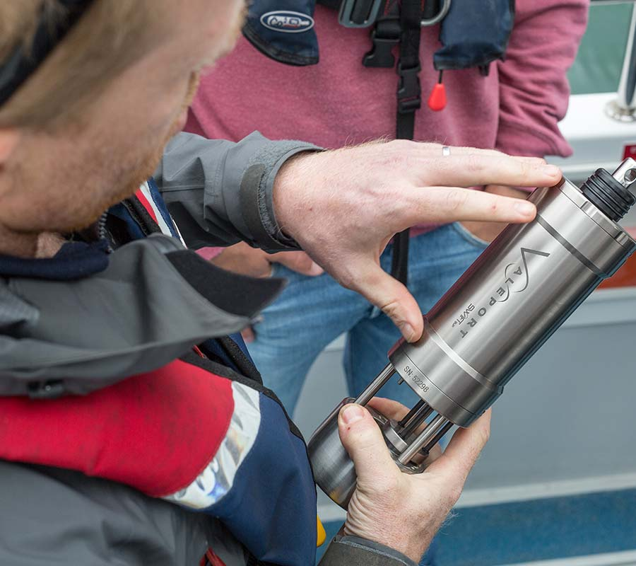 Hydrographic Surveying Training Course