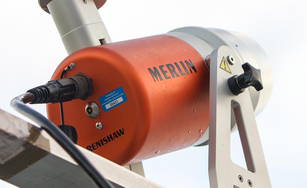 Merlin Laser Scanner