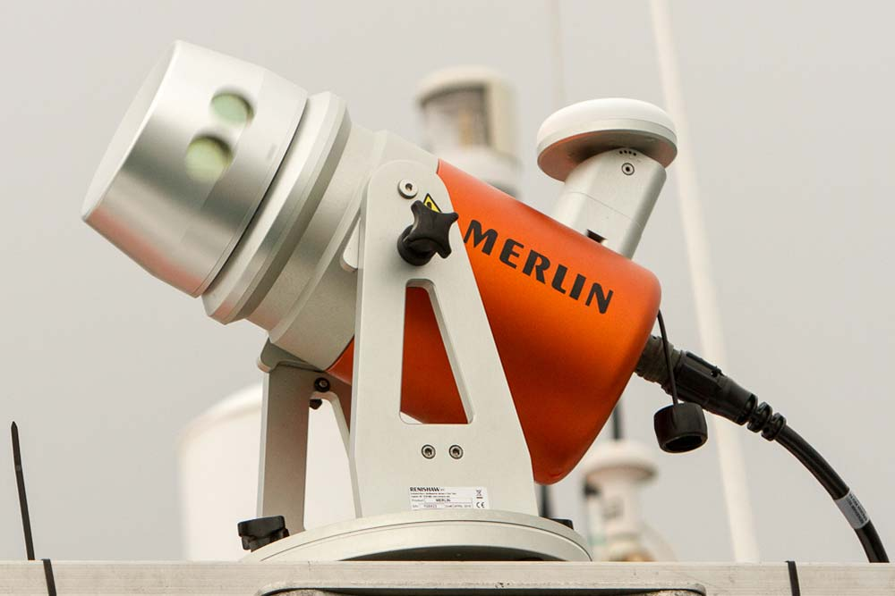 The Merlin Lidar System