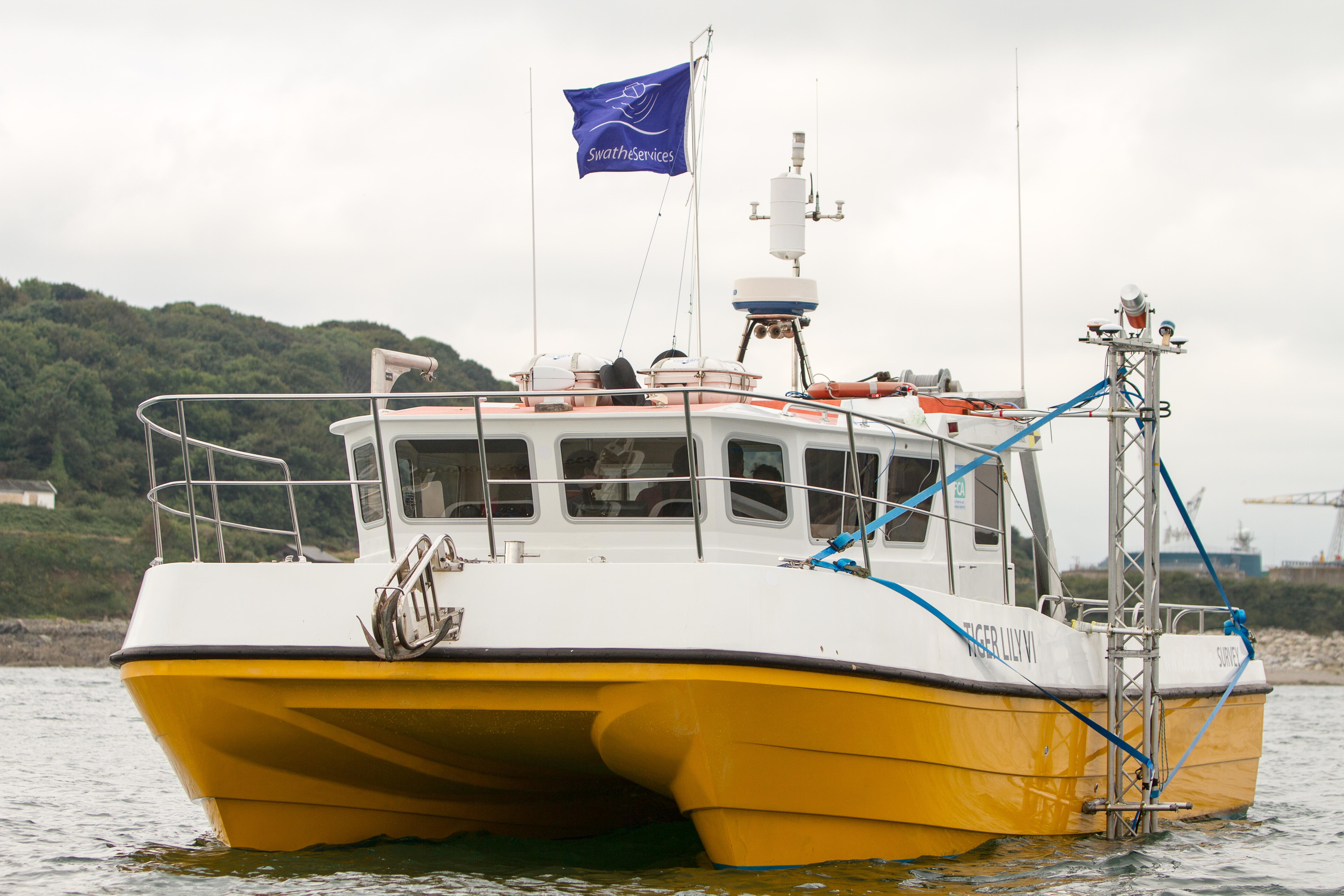 Vessel Tiger Lilly
