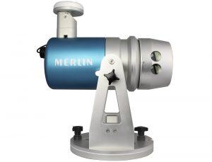 Carlson Merlin Laser scanner