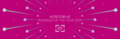 Business of the year Cornwall Business Awards