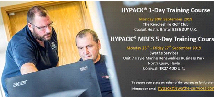 Hypack training courses